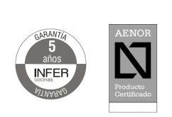 logos de calidad infer