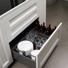 Organizador de gaveta cocina