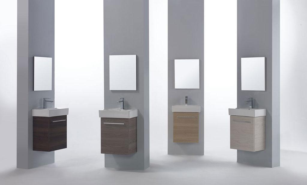 Espejos y grifos para cuarto de baño