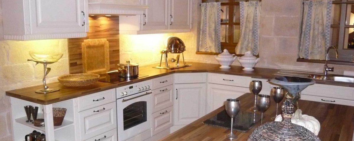 Muebles de cocina de madera a medida en Madrid